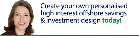 High Interest Offshore Savings Designs
